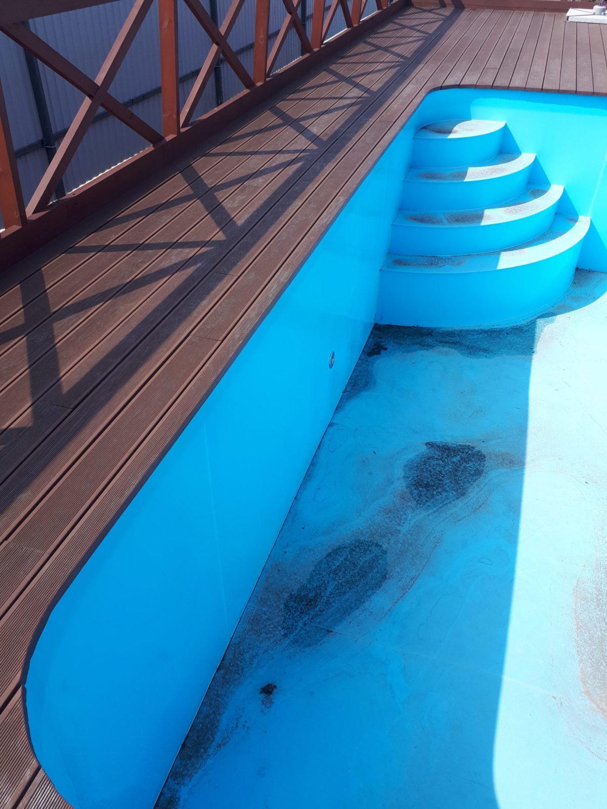 запуск бассейна