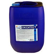 Окситест, 30л для обработки воды бассейна